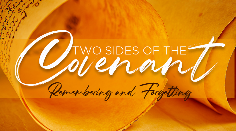 Praying in Exile: Two Sides of the Covenant
